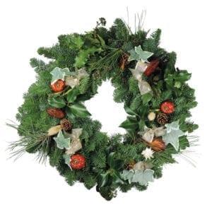 Bespoke Orders of Christmas Wreaths