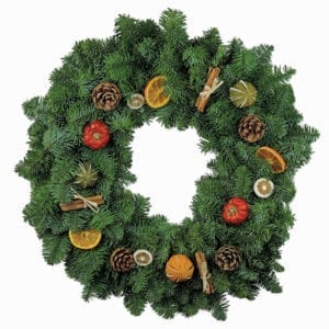 Wholesale Ordering Christmas Wreaths UK