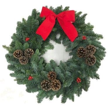 Classic Christmas Wreaths