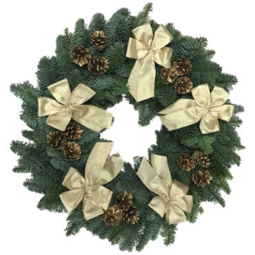 Emperor Christmas Wreaths