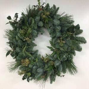 Luxury Plain Four Foliage Wreaths